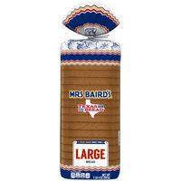 Mrs. Baird's Large White Bread