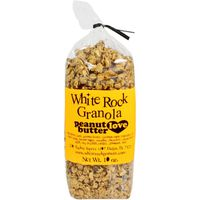 White Rock Granola Love Peanut Butter Granola