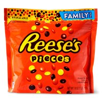 Reese's Pieces, Family Pack, 18 oz