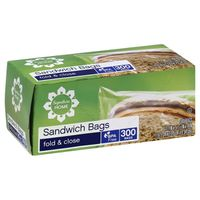 Signature Home Sandwich Bags