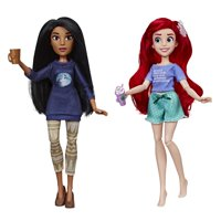Disney Princess Ralph Breaks the Internet Movie, Ariel and Pocahontas