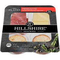 Hillshire Farm Hillshire® Snacking Small Plates, Prosciutto with White Cheddar Cheese, 2.4 oz.