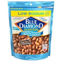 Blue Diamond Almonds Lightly Salted - 12oz