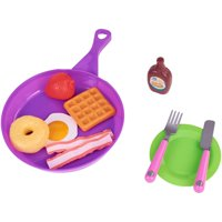 Spark Cooking Pan with Food Play Set