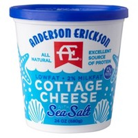 Anderson Erickson Low Fat Cottage Cheese with Sea Salt - 24oz