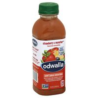 Odwalla 100% Juice Smoothie, Strawberry C Monster
