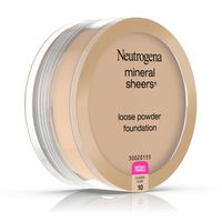 Neutrogena® Mineral Sheers Loose Powder Foundation, Classic Ivory 10