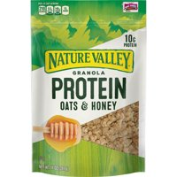 Nature Valley Granola, Protein, Oats & Honey, 11 oz pack