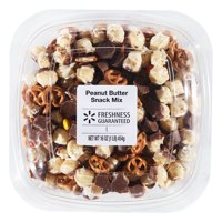 Freshness Guaranteed Peanut Butter Snack Mix, 16 oz