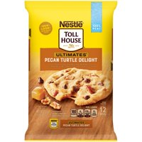 NESTLE TOLL HOUSE Ultimates Pecan Turtle Delight Cookie Dough 16 oz. Pack