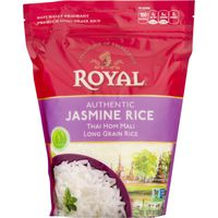 Royal Jasmine Rice, Authentic, Long Grain