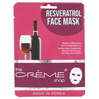 The Creme Shop Face Mask, Collagen