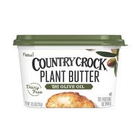 Country Crock Olive Oil Plant Butter - 10.5oz