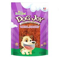 Freshpet Dog Treats Dog Joy Turkey Bacon for Dogs