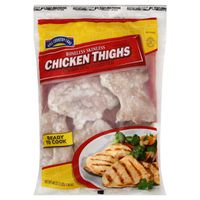 Hill Country Fare Young Chicken Boneless Skinless Chicken Thighs