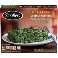 Stouffer's Spinach Soufflé