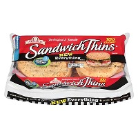 Arnold Everything Sandwich Thins 8 ct