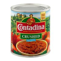 Contadina Crushed Tomatoes in Tomato Puree
