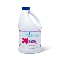 Low Splash Lavender Bleach - 77oz - Up&Up™