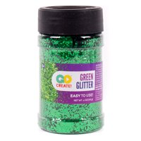 Horizon Group 4 Ounce Green Glitter Shaker, 1 Each