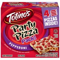 Totino's Pepperoni Party Pizza Pack!, 40.8 oz