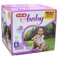 H-E-B Baby Club Pack Diapers