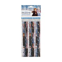 Disney Frozen 12 Count Pencils