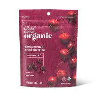 Organic Unsweetened Dried Cherries - 6oz - Good & Gather™