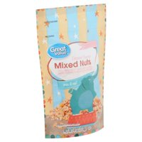 Great Value Mixed Nuts Dessert Topping, 4 Oz.