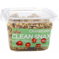 Melissa's Cranberry Crunch, with Chia and Flaxseed
