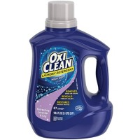 Oxi Clean Refreshing Lavender & Lily Liquid Laundry Detergent - 100.5 fl oz