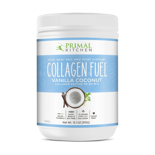 Primal Kitchen Collagen Fuel Supplement Powder - Vanilla Coconut - 13.1oz