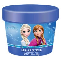 Disney Frozen Sugar Scrub Frosted Berry Scented - 2.82oz