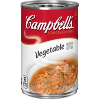 Campbell'sCondensed Vegetable Soup, 10.5 oz. Can