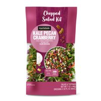 Marketside Kale Pecan Cranberry Chopped Salad Kit, 7 oz