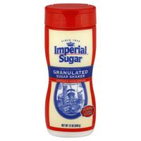Imperial Sugar Shaker, Granulated, Extra Fine