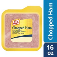 Oscar Mayer Chopped Ham With Smoke Flavor Added, 16 oz Vacuum Pack