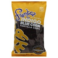 Frontera Blue Corn Tortilla Chips - 10oz/12pk