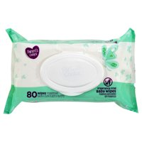 Parent's Choice Fragrance Free Baby Wipes, 80 count
