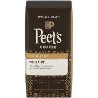 Peet's Big Bang Medium Roast Whole Bean Coffee - 12oz