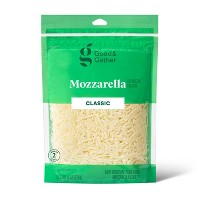 Shredded Mozzarella Cheese - 8oz - Good & Gather™