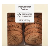 Freshness Guaranteed Peanut Butter Cookies, 11 oz