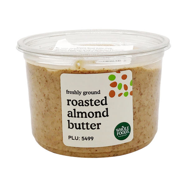 Fresh Ground Roasted Almond Butter, 1 lb