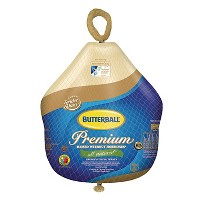 Butterball Premium All Natural Young Turkey - 22-24lbs - priced per lb