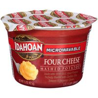 Idahoan Four Cheese Mashed Cup