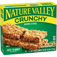 Nature Valley Crunchy Oats 'N Honey Granola Bars - 6ct