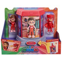 PJ Masks Transforming Figures - Owlette