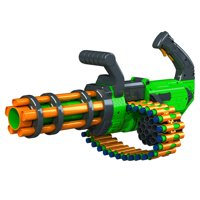Adventure Force V-Twin Motorized Gatling Belt Dart Blaster