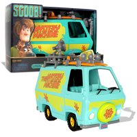 Scoob! Mystery Machine - Lights and Sounds! (Walmart Exclusive)
