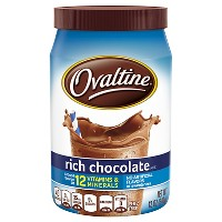 Ovaltine Rich Chocolate Mix - 12oz